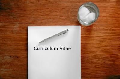 Curriculum vitae: un'attività da fare almeno una volta nella vita