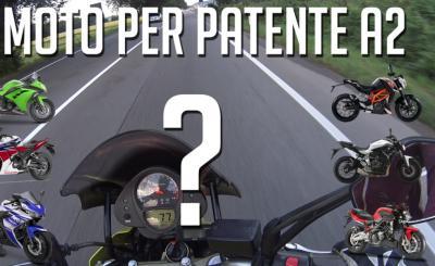 Moto Guidabili con la Patente A2, Sportive o Stradali: Come Scegliere la Due Ruote Perfetta