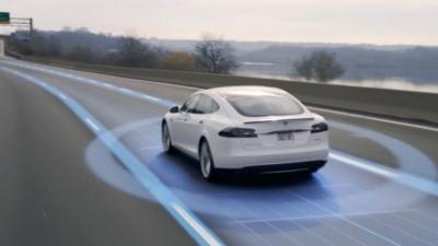 """Tecnologia di Guida e Auto """"Autonome"""""""