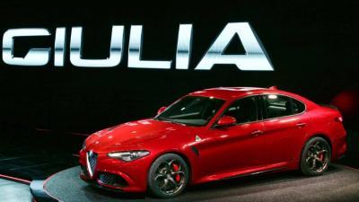 Alfa Romeo Giulia 2015: Giulia VS sportive tedesche